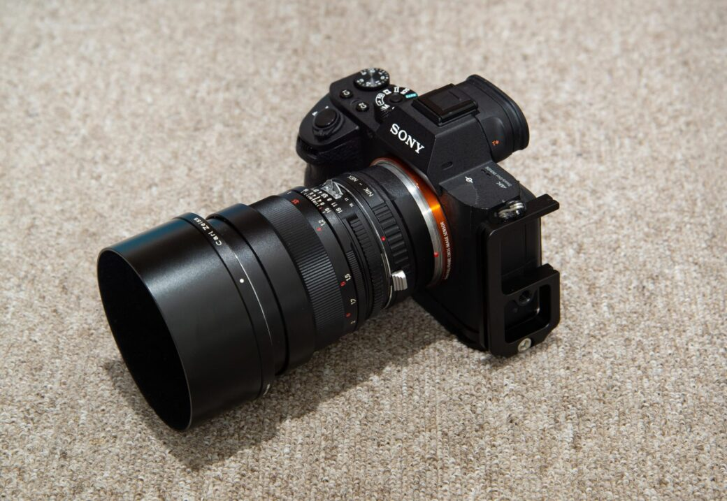 planar 85mm